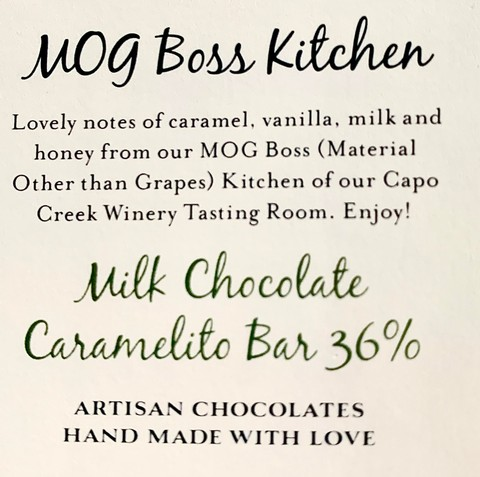 Caramelito Milk Choc Bar