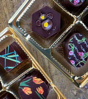 Artisan Chocolates Spring Collection